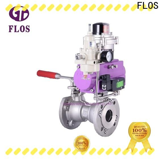 FLOS New uni-body ball valve Suppliers for closing piping flow
