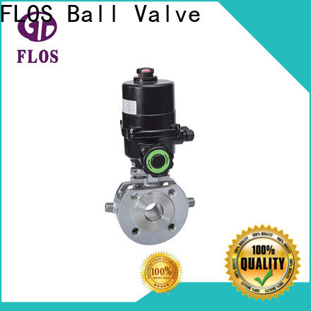 FLOS economic flanged gate valve Supply for closing piping flow