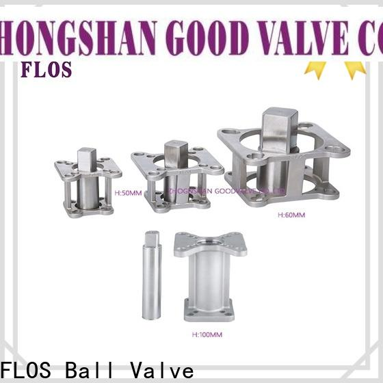 FLOS Custom Valve parts Suppliers for directing flow