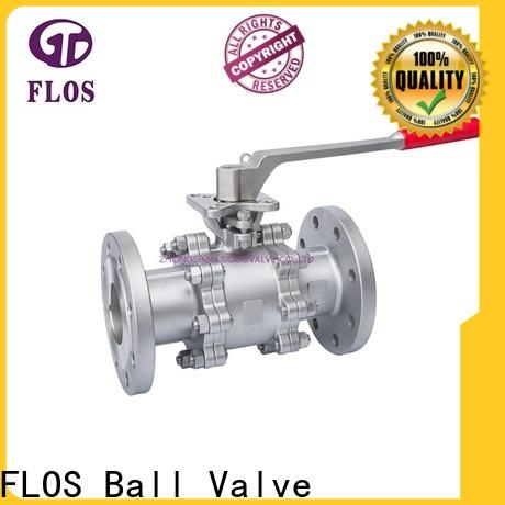 FLOS Latest stainless valve Supply for opening piping flow