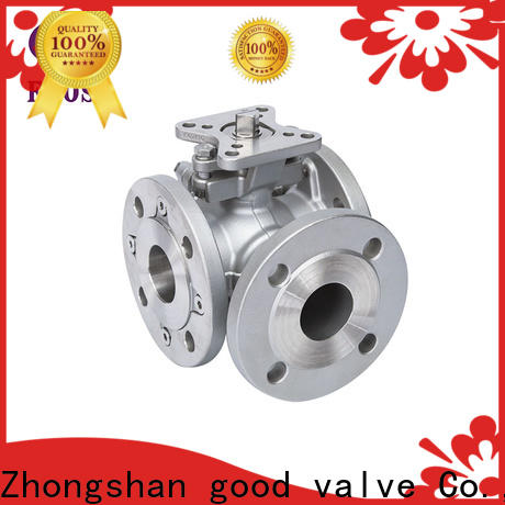 FLOS Latest flanged end ball valve factory for closing piping flow
