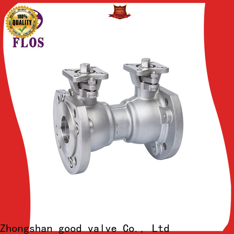 FLOS switch single piece ball valve company for opening piping flow