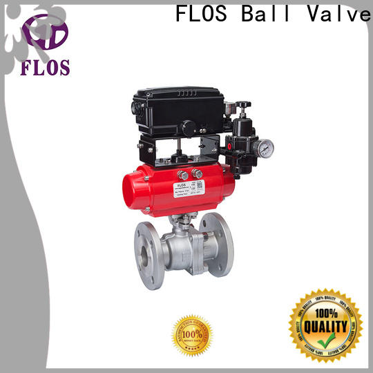FLOS New stainless steel ball valve Suppliers for opening piping flow