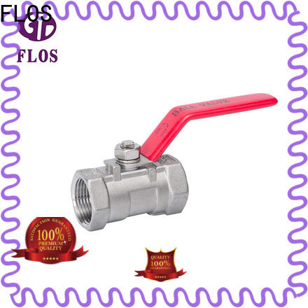 FLOS position professional valve manufacturers for closing piping flow