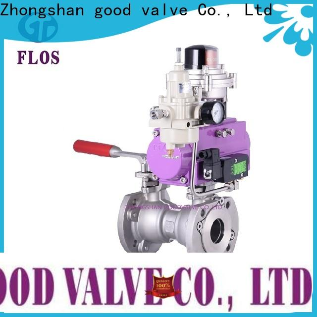 FLOS Wholesale 1 pc ball valve company for opening piping flow