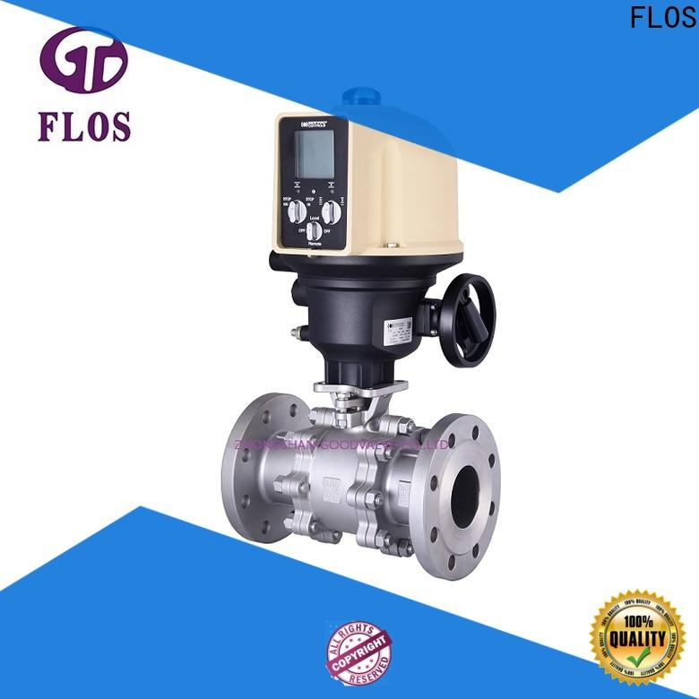 FLOS pc three piece ball valve Suppliers for directing flow