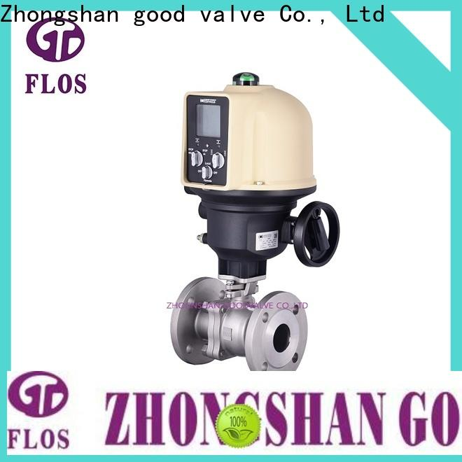 Best stainless steel ball valve pneumaticworm for business for closing piping flow