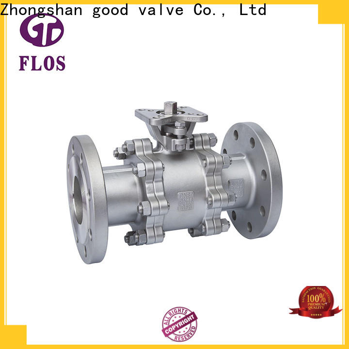 FLOS Wholesale three piece ball valve manufacturers for closing piping flow