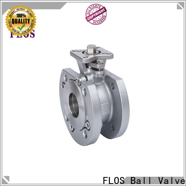 FLOS High-quality 1 piece ball valve Suppliers for opening piping flow