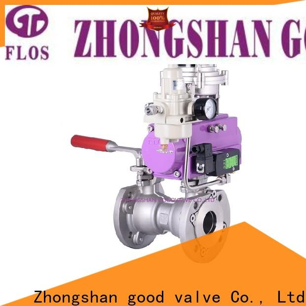 FLOS openclose single piece ball valve Suppliers for directing flow