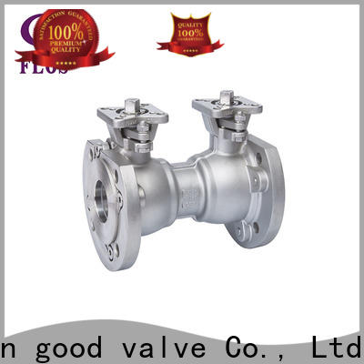 FLOS Wholesale 1 pc ball valve company for directing flow