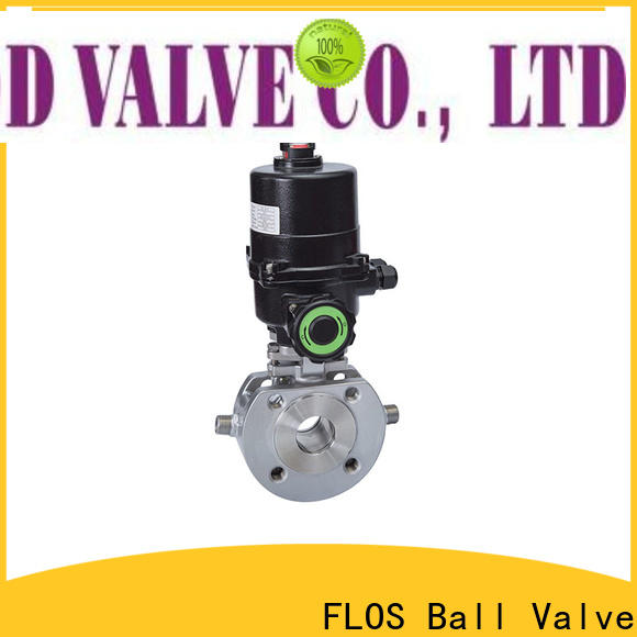 FLOS valveopenclose 1 piece ball valve company for opening piping flow