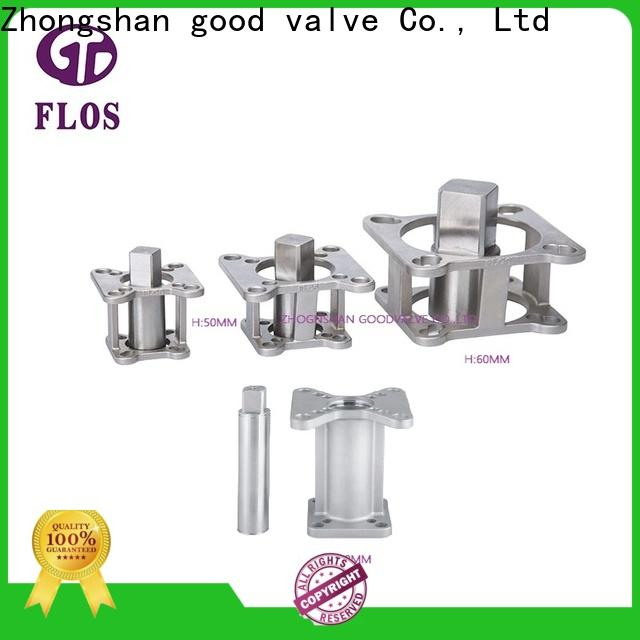 FLOS Latest ball valve parts factory for closing piping flow