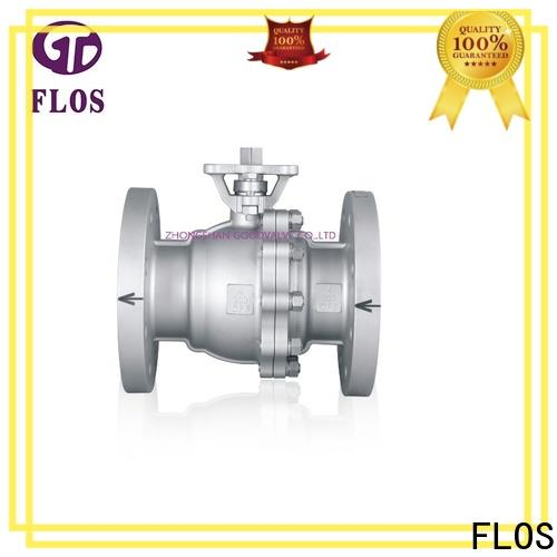 FLOS High-quality stainless steel ball valve company for opening piping flow