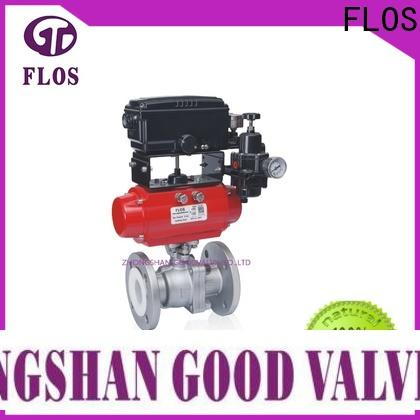 Custom stainless ball valve switch Suppliers for closing piping flow