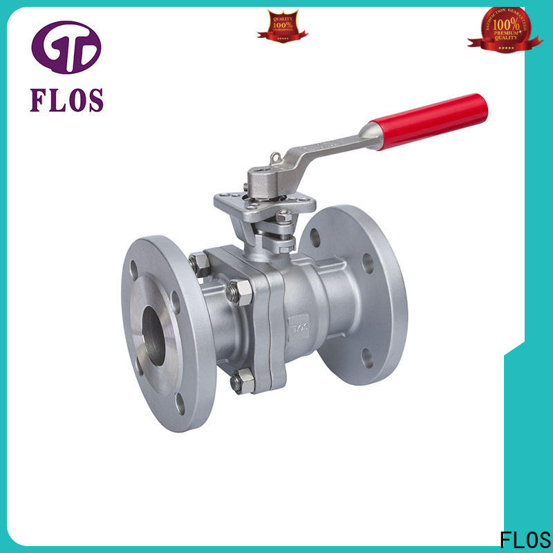 New 2 piece stainless steel ball valve switch manufacturers for directing flow