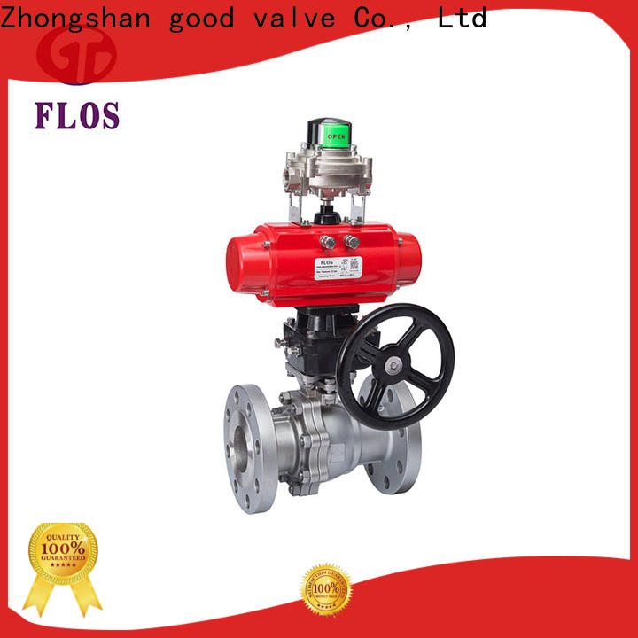 FLOS openclose two piece ball valve Suppliers for directing flow