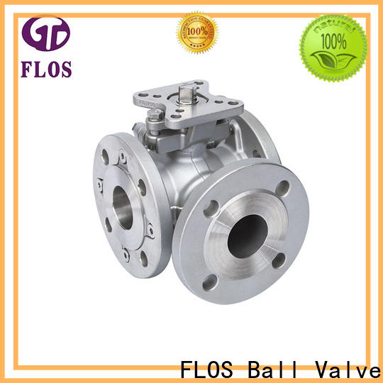 FLOS New multi-way valve company for closing piping flow