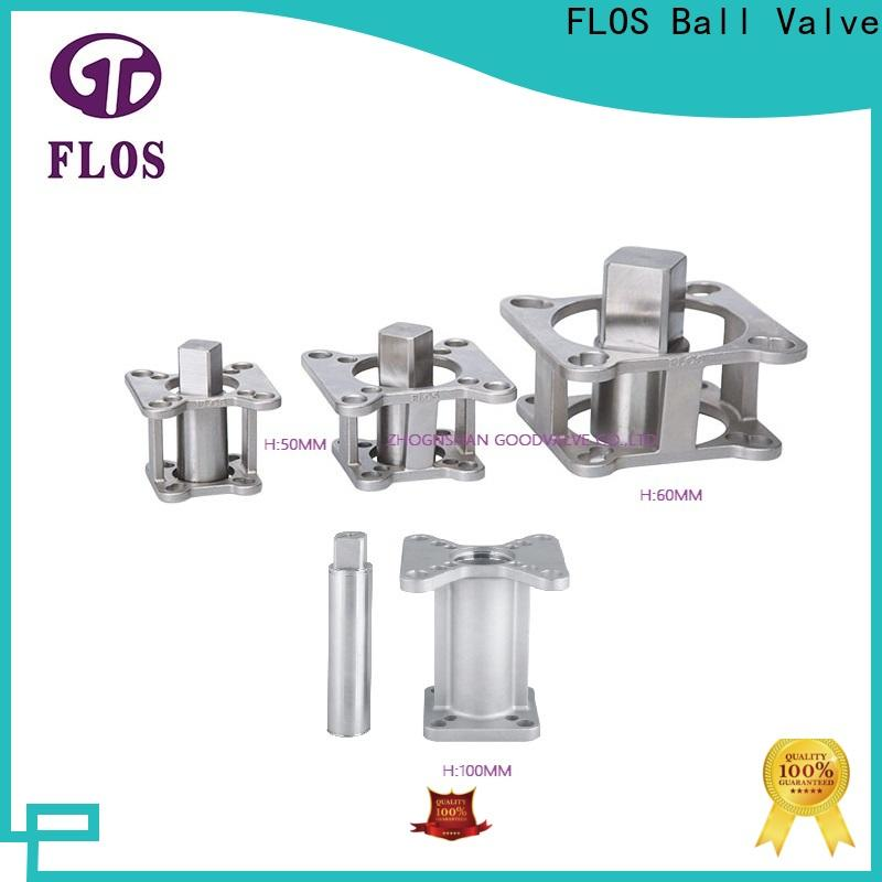 FLOS Top valve accessory company for closing piping flow