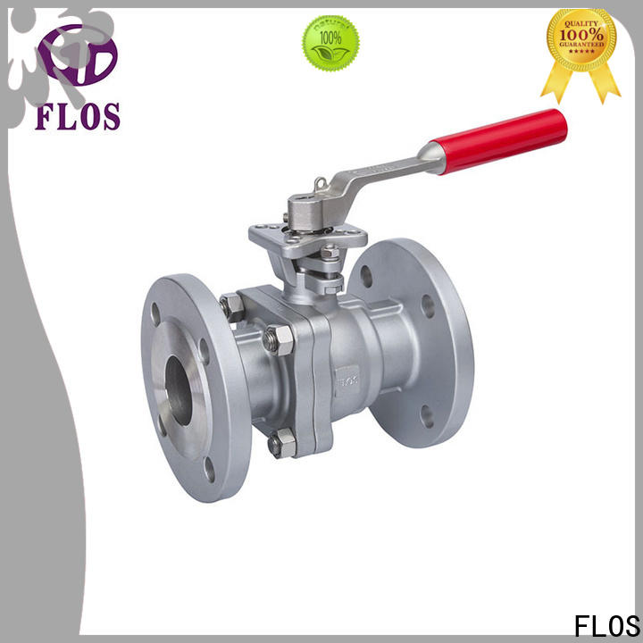 High-quality two piece ball valve ends company for opening piping flow