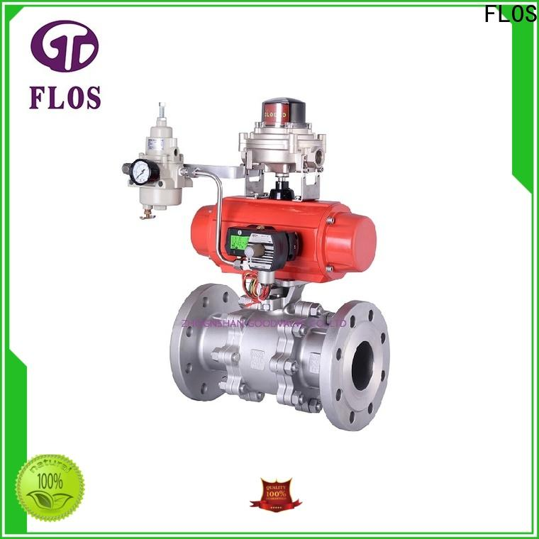 Wholesale 3 piece stainless steel ball valve position company for directing flow