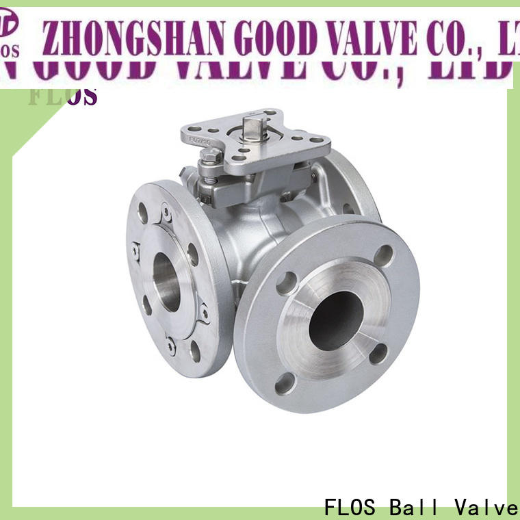 New 3 way valves ball valves pneumatic for business for directing flow