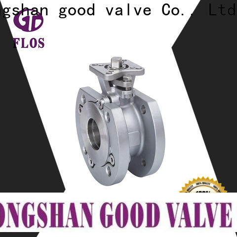 FLOS Wholesale flanged gate valve factory for directing flow