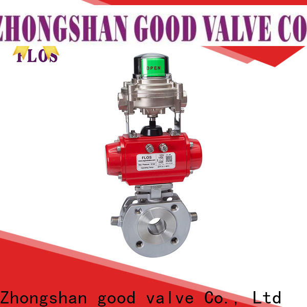 FLOS Top single piece ball valve Suppliers for closing piping flow