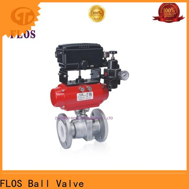 Custom 2 piece stainless steel ball valve ball Suppliers for closing piping flow