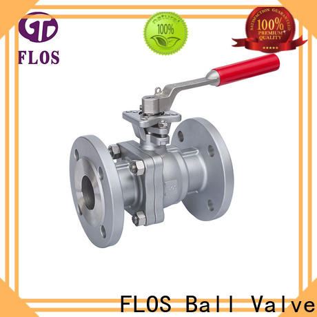 Latest two piece ball valve valvethreaded Supply for opening piping flow