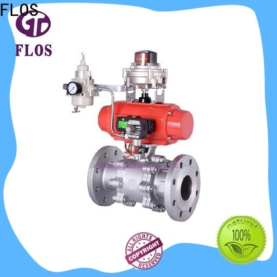 Latest 3 piece stainless steel ball valve switch factory for opening piping flow