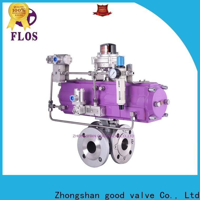 FLOS Top 3 way valve Suppliers for closing piping flow