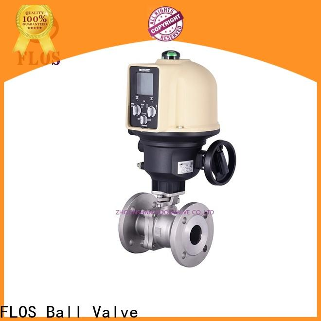 FLOS Top stainless steel valve company for directing flow