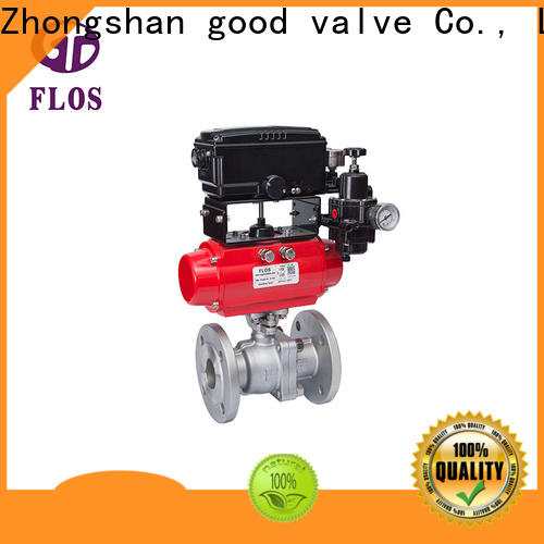 FLOS New stainless steel ball valve company for closing piping flow