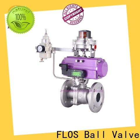 Wholesale two piece ball valve manual for business for directing flow