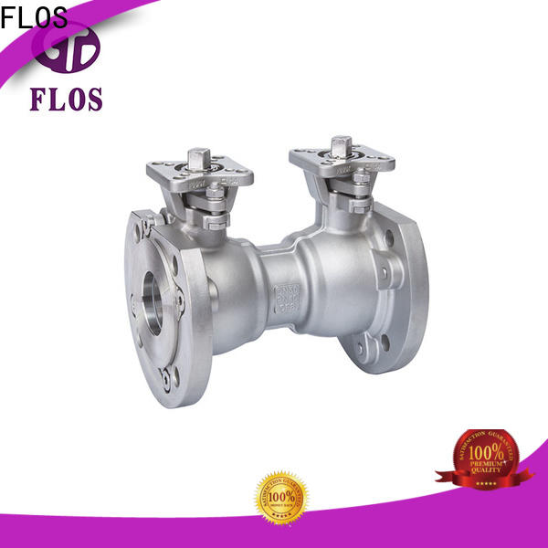 FLOS High-quality uni-body ball valve for business for directing flow
