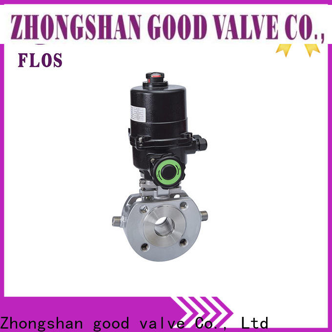 FLOS manual 1 pc ball valve company for opening piping flow