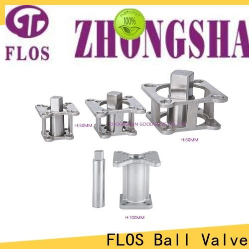 FLOS stainless valve accessory Supply for closing piping flow