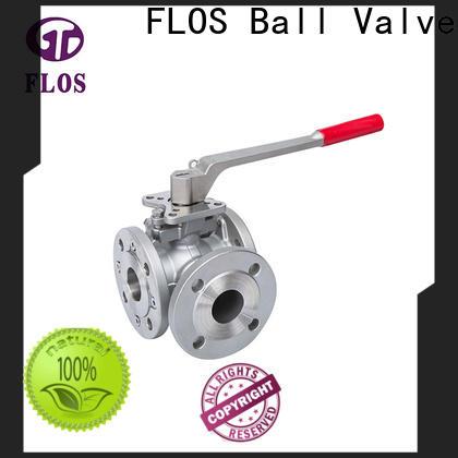 Top 4 inch 3 way valve Supply