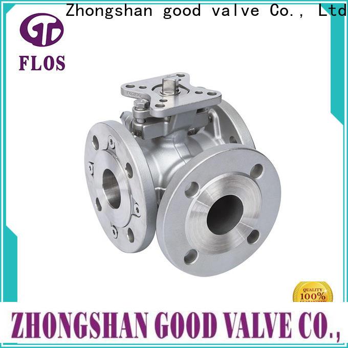 FLOS Custom 1 3 way ball valve Suppliers