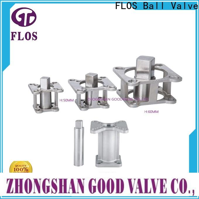 FLOS Latest ball valve parts Supply