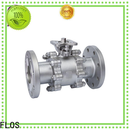 FLOS stainless valve for business
