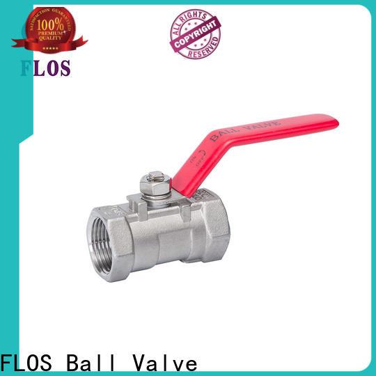 Latest 1 pc ball valve Supply