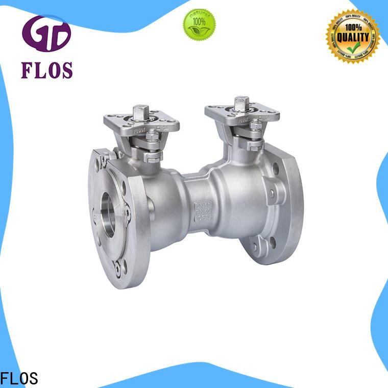 FLOS 1 pc ball valve factory