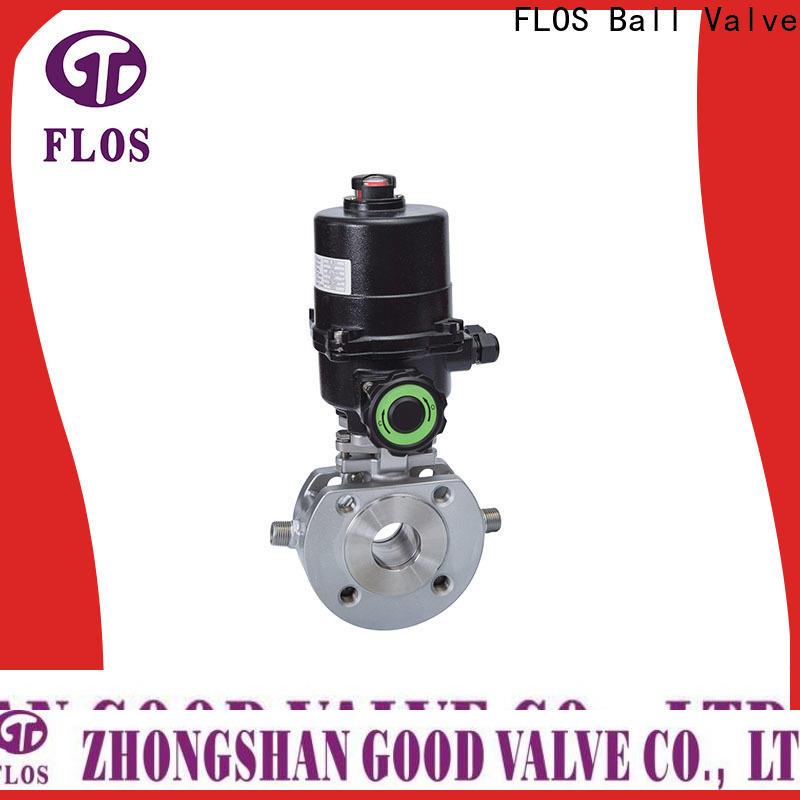 FLOS Wholesale flanged gate valve manufacturers