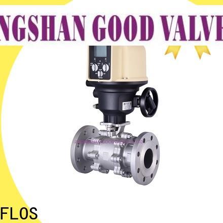 High-quality three piece valve for business