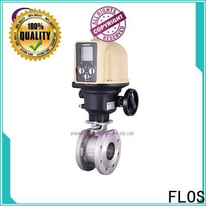 New one piece ball valve company