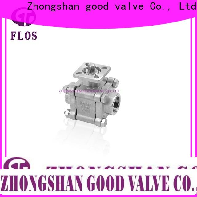 FLOS 3 pc ball valve Supply