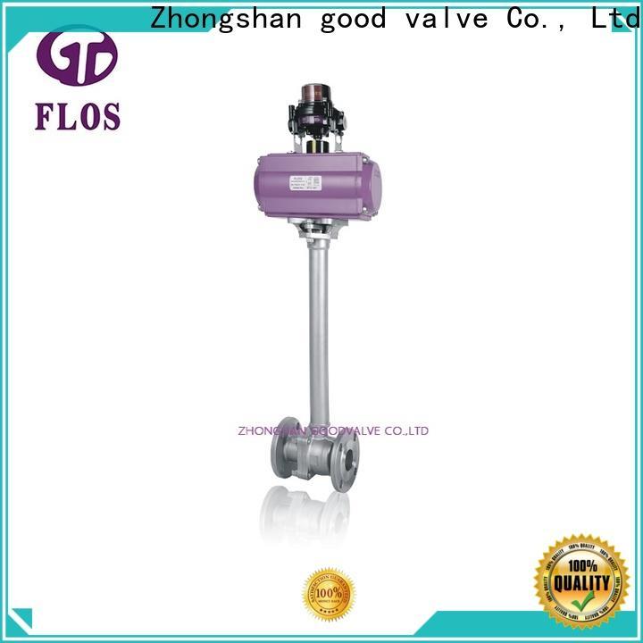 FLOS flanged valve Supply