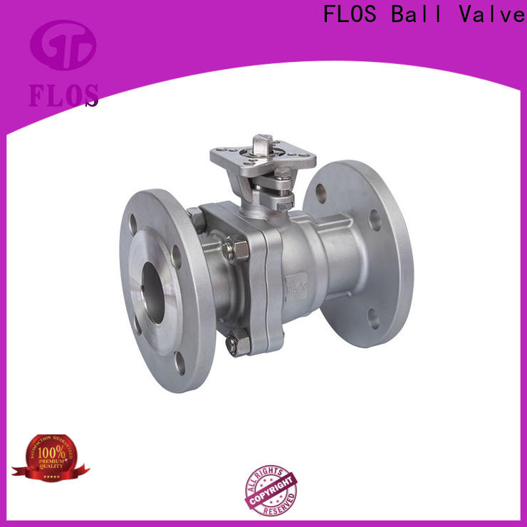 FLOS stainless ball valve Suppliers
